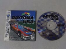 Daytona USA (Sega Saturn, 1995) NOT For ReSale DEMO UNTESTED
