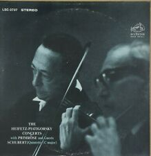 The Heifetz-Piatigorsky Concertos RCA LSC-2737 Red Seal NM