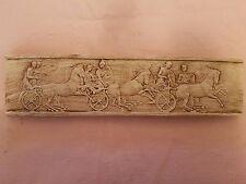Miniature John Henning Charioteers plaster parthenon frieze Intaglio classical