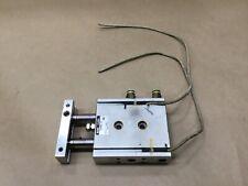 SMC CXSM25-20 Pneumatic Dual Rod Cylinder Double Acting #40E5