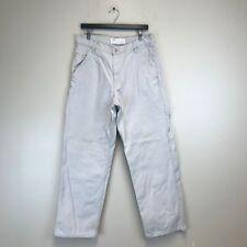Vintage Levi's Jeans - Carpenter Loose Off White Tag Size: 32x32 (32x30.5) #7364