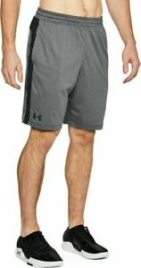 """Under Armour HeatGear 9"""" Fitted Mk-1 Shorts 1306434-019 (Size XXL) NWT MSRP $35"""