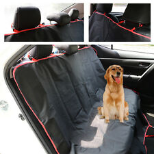 Waterproof Pet Dog Seat Hammock Cover Car Suv Van Back Rear Protector Mat Travel