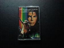 MICHAEL JACKSON [ OST. MOONWALKER ] CASSETTE THAI EDITION