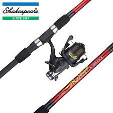 Shakespeare Firebird 12ft Carp Combo - Fishing Rod, Reel & Line Coarse Fish Kit