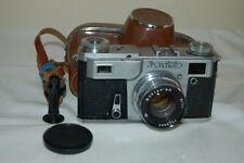 Kiev-4A (Type 4) Vintage 1979 Soviet Rangefinder Camera, Case. 7939767. UK Sale