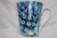 Mug Tasse à café Pimpernel Blue Flowers fine china