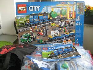 LEGO City Güterzug - 60052