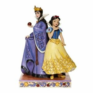 Disney Traditions Snow White & Evil Queen