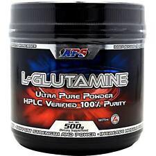 APS L-glutamine 500g Amino Acid Lglutamine Muscle Recovery