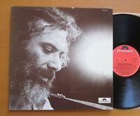 Georges Moustaki 1971 Gatefold Vinyl LP Polydor 2473 013 EXCELLENT