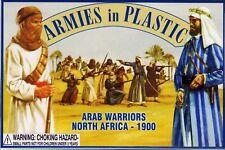 Armies in Plastic North Africa المحاربين العرب Arabs 1/32 Scale 54mm dark green