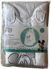 Disney's Minnie / Mickey Mouse Baby-Schlafsack, Baumwolle, weiß, 70, 90, 110 cm