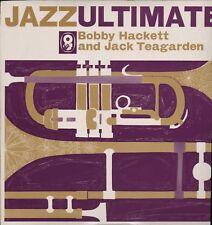 Bobby Hackett & Jack Teagarden Jazz Ultimate Vinyl LP World Record Club  HL5.469