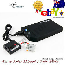 Turnigy Power Bank 10000mAh Dual USB Output 2.1A iphone Galaxy Fast charger LiPO
