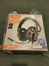 Nacon RIG 300HS Wired Stereo Gaming Headset PS4/PS5/PC