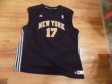 NBA New York Knicks Jeremy Lin 17  Jersey Size XXL Adidas