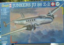 Revell (Germany) Junkers Ju 86 Z-2 airliner kit 04260 sealed 1:72 scale NIB