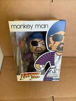 2008 HASBRO MIGHTY MUGGS INDIANA JONES MONKEY MAN FIGURE