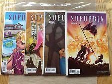 Supurbia Comic Mini Series #1-4! Look In The Shop