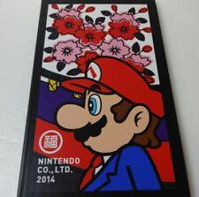 NINTENDO 2014 Company Profile Books Super Mario JAPAN Mega Rare