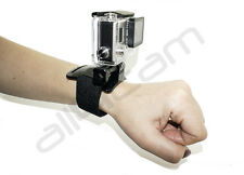 Wrist Strap Mount fits GoPro HERO4 HERO 4 Accessories Black Adjustable Band