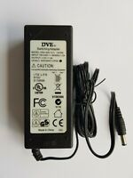 DVE DSA-42D-12 3 120300 AC/DC SWITCHING POWER SUPPLY ADAPTER 12V 3A 2.5MM HOLE