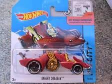 Hot Wheels 2014 #070/250 CHEVALIER DRAGGIN orange HW CITY Lot Q Nouveau fonte