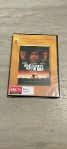 No Country For Old Men --- (New & Sealed Dvd)