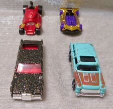 Hot Wheels Cars - Chevy Nomad - Limousine - Tomb Up - CFG - 98  (Lot of 4)