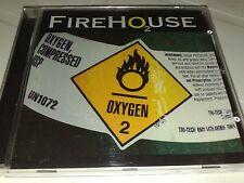 First press Heavy Metal CD:Firehouse-O2(Bon Jovi,samson,iron maiden,def leppard)