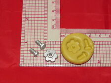 Gear Screws Nut Silicone Push Mold A16 Cake Pop Fondant Resin Clay Craft Candy