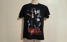 Michael Jackson King of Pop Adult Medium Black TShirt