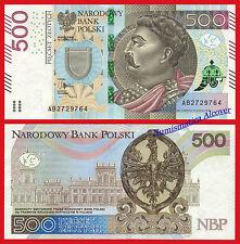 POLONIA POLAND 500 Zlotych 2016 (2017) Pick new  SC /  UNC