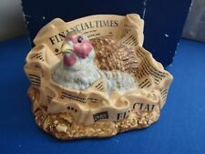 PARTRIDGE IN A F.T. FINANCIAL TIMES  ROYAL DOULTON LIMITED EDITION