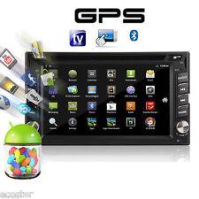 Quad Core 2Din Android 6.0 Car DVD Player GPS Navi Auto Stereo Radio WiFi 4G+CA