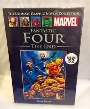 Fantastic Four The End - Marvel Ultimate Graphic Novel Collection Hardcover Book