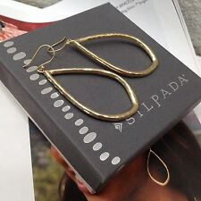 Silpada DROP A  HINT Earrings KRWB0081. French Wire Drops. NIB