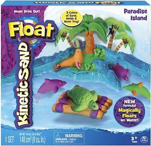 Kinetic Sand Float Paradise Island - NEW FAST SHIPPING!!