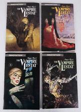 Anne Rice's Vampire Lestat Comic Lot of 4: #1, 2, 3, 8, 1990, FN