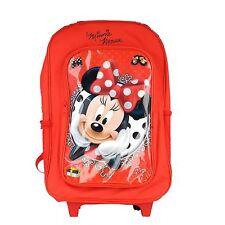 Niña Disneyred Minnie Mouse mochila Trolley estilo - 4275019rhv