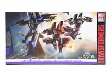 Nuevo Transformers G1 Edición Platino SEEKER SQUADRON Digre Thrust Ramjet Regalo