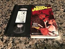 The Mole People VHS! 1953 Horror! Tarantula The Leech Women Robot Monster