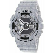 CASIO G-Shock G Shock Herrenuhr GA-110BW Slash Patter Neu & Ovp - BW Grau