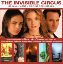 THE INVISIBLE CIRCUS Nick Laird-Clowes (CD)