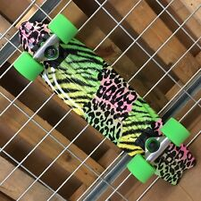 New Globe Bantam Graphics St Rad Cat Complete Skateboard - 23in