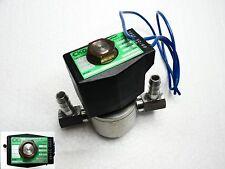 SOLENOID VALVE CKD AB4X 100/110V 50/60HZ 7BAR 3/8IN-PIPE tubo 1/4 di pollice
