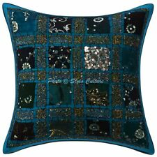 Indische Patchwork Baumwolle Kissenbezug Throw Home Dekorative Sofa Kissenbezug
