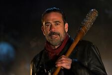 Poster A3 The Walking Dead Negan Lucille 02