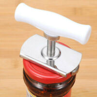 Can Opener Jar Bottle Adjustable Manual Stainless Steel Easy Kitchen Tool